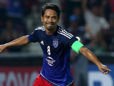3 Pemain Pasukan JDT FC Tersenarai Pemain Termahal Dalam Liga Malaysia