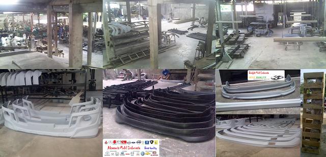 Pabrik Tempat Produksi Bodykit Mobil Indonesia