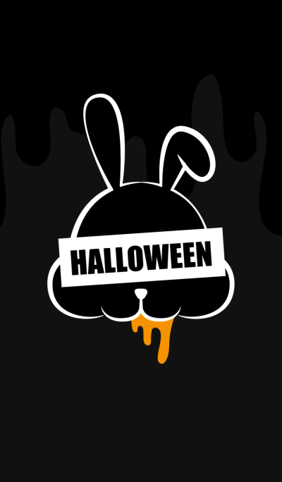 DARK RABBIT.Halloween 4