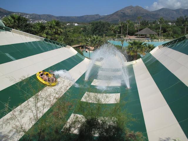 Aqua Brava water park, Spain