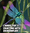 12 x Crafting With Dragonflies Top 3