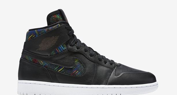 Air Jordan 1 Retro Black 2016