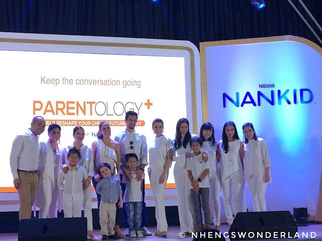 Nestlé NANKID New Ambassadors