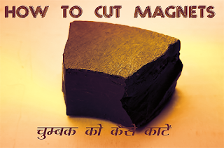 magnet cutting formula
