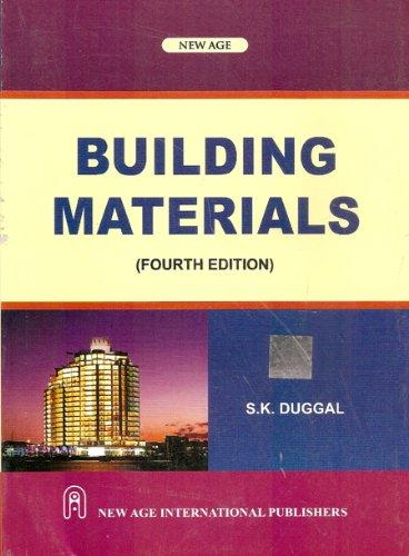 Building Materials Book (PDF) By S K Duggal - Free Download