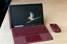 Microsoft Meluncurkan Tablet Surface Go Dengan Layar 10 Inci Mulai Dari 4 Jutaan