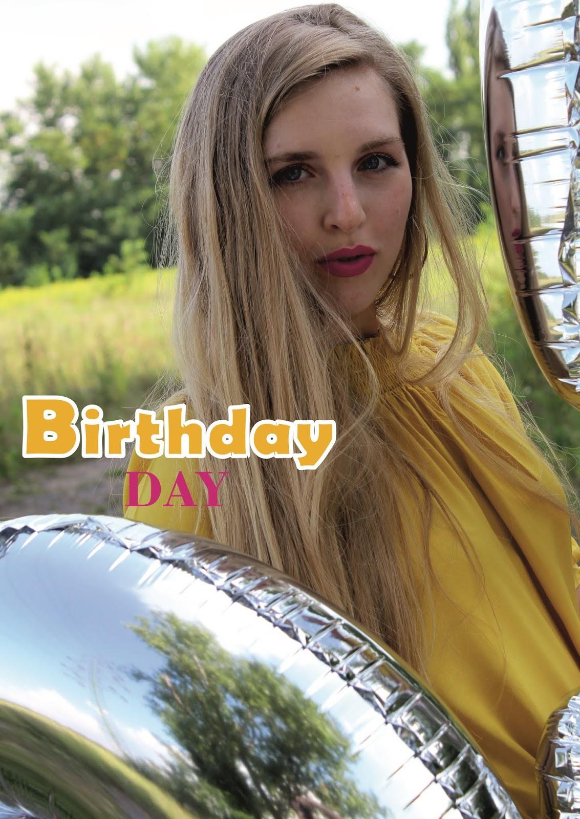 BIRTHDAY DAY