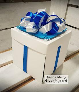Box na szafirową rocznicę ślubu
