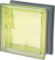 brique de verre New Colour Kiwi