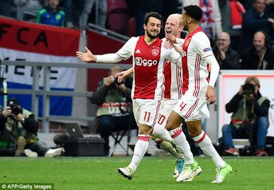 Cuplikan-Gol-Ajax-vs-Lyon-Skor-4-1