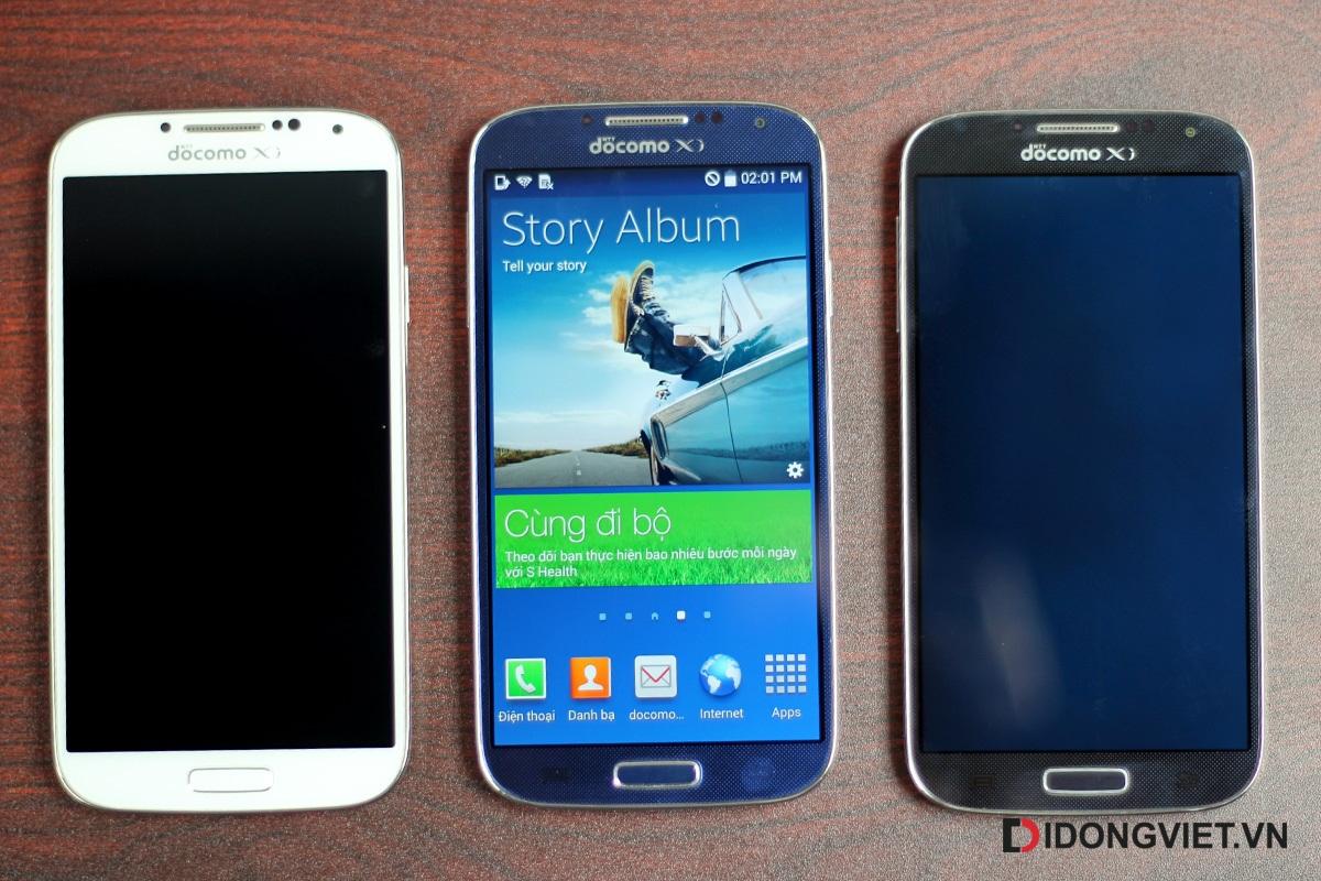 Malik Shahid Comunication : Samsung DoCoMo Galaxy S4