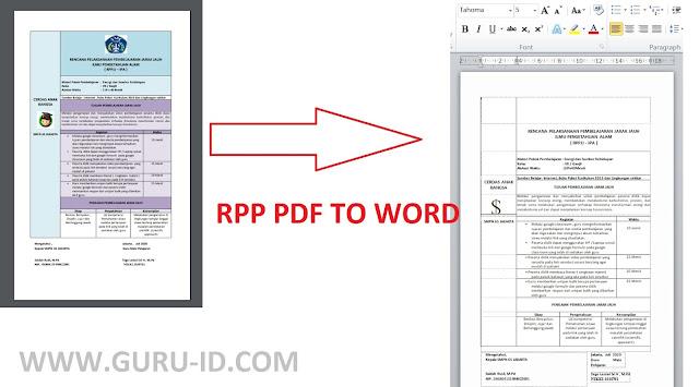 gambar ubah rpp pdf ke word guru berbagi kemendikbud