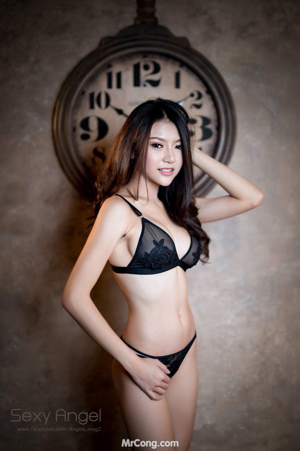 Image Thai-Model-No.484-Nirada-Guernongkun-MrCong.com-009 in post Thai Model No.484: Người mẫu Nirada Guernongkun (44 ảnh)
