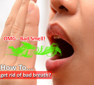 How To Get Rid Of Bad Breath Very Fast - Home Remedies For Mouth Smell!