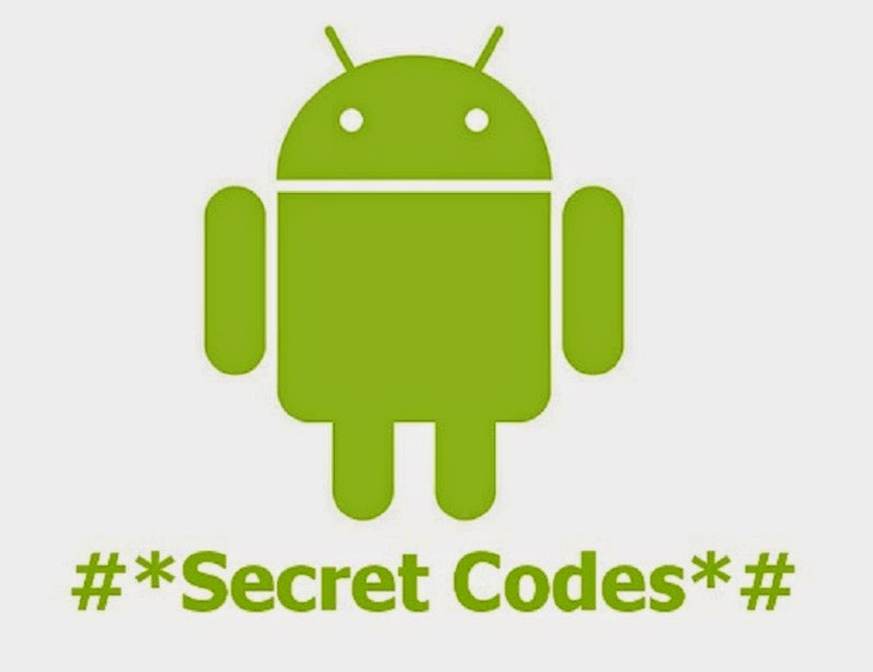 Get Hidden Android Secret Codes For Samsung, HTC, Motorola, Sony, LG And Other Smartphones