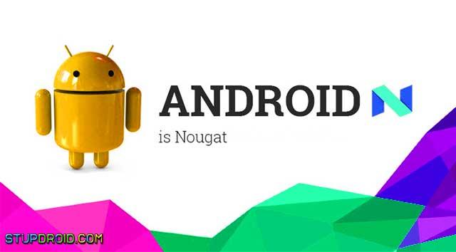 Download Nougat update Lenovo K6 Note K53a48 - StupDroid com