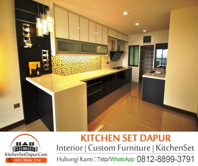 Jasa Kitchen Set Depok Kitchen Set Depok Pembuat