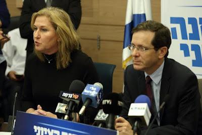 Herzog, líder da oposição de Israel, considera fazer coalizão com Netanyahu