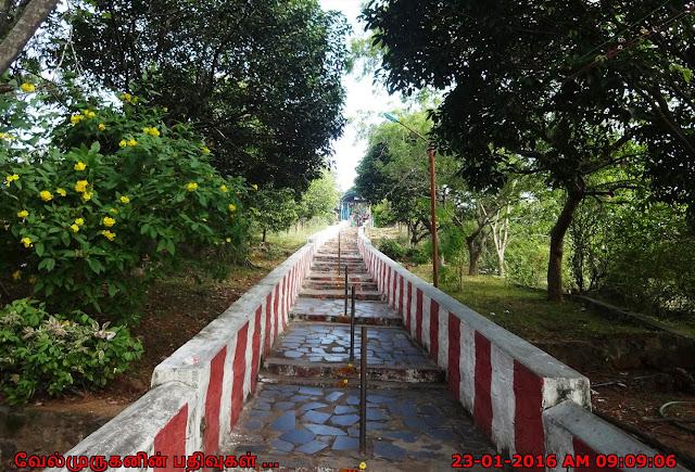 Veera Anjaneyar Temple Gajagiri hills