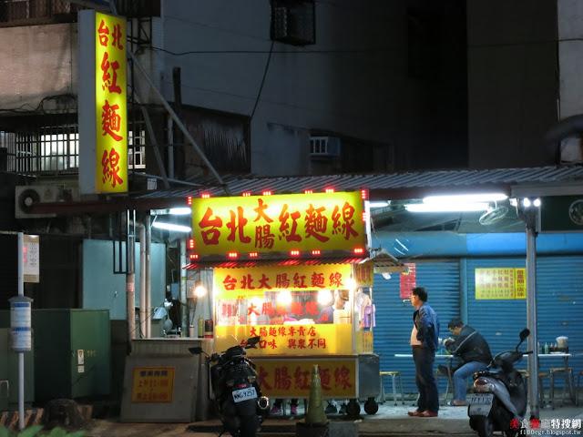 [南部] 高雄市鳳山區【台北大腸紅麵線】料多實在口味如一 做工用心又仔細