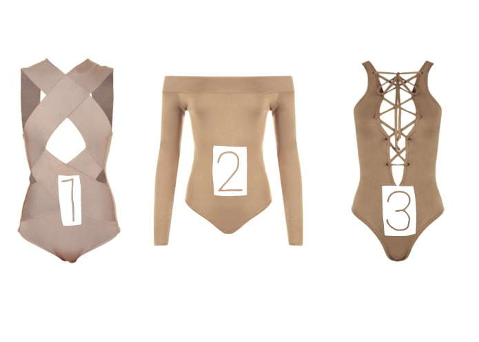 Where to buy nude bodysuits