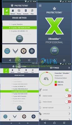App iShredder 4 Professional Pro Apk