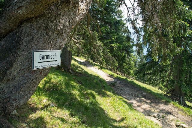 Wanderung zur Stepbergalm  Wandern Garmisch-Partenkirchen  Stepbergtour Alpentestival-Garmisch-Partenkirchen 13