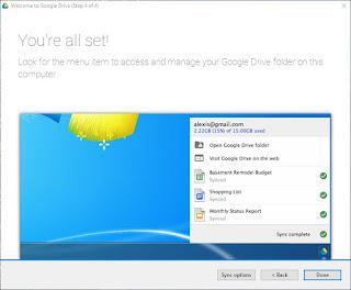 google drive smartphone pc
