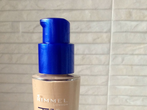 Rimmel Match Perfection Foundation - A summer staple