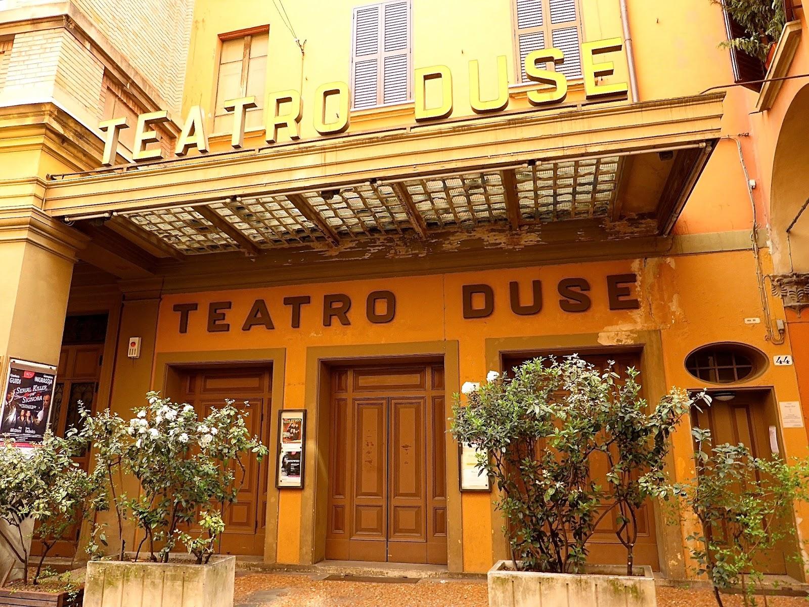 Facciamo Un Giro In Centro Teatro Duse