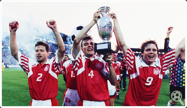 Denmark European Title 1992