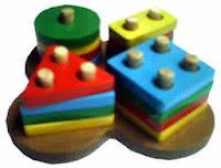 Mainan Anak Anak Basic Shape C