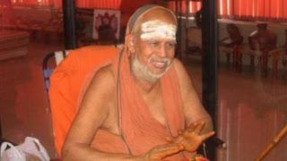Kanchi Peet Shankracharya Jayendra Saraswati Dead