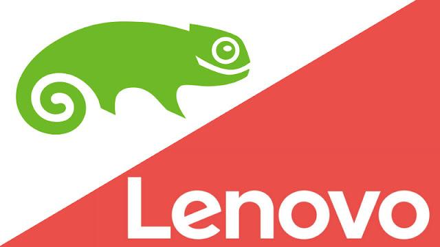 SUSE fecha parceria com Lenovo