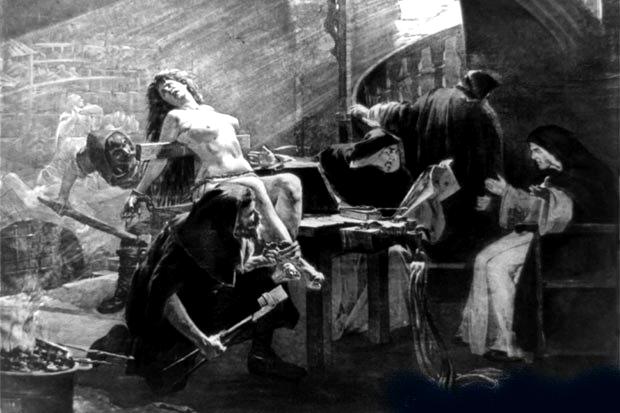 Anna Pappenheimer-inquisizione-femminicidio-#8marzo-non una di meno-sciopero internazionale delle donne-archivio di stato-modena-inquisizione-streghe-la santa furiosa