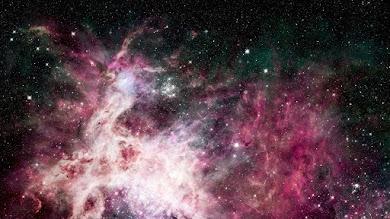 Tarantula, Orion and the Carina Nebula