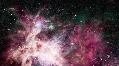Tarantula, Orion and the Carina Nebula 4K