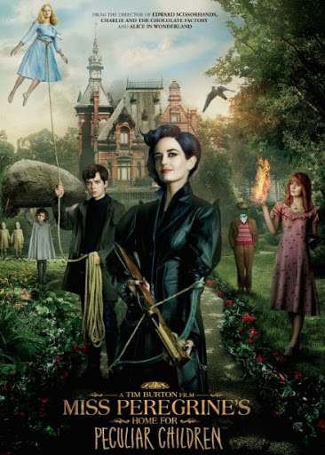 Miss Peregrine's Home for Peculiar Children (2016) 1080p