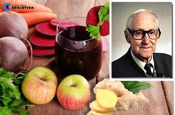 Cura e prevenção do câncer - fórmula natural confirmado com o Dr. Rudoft Breuss