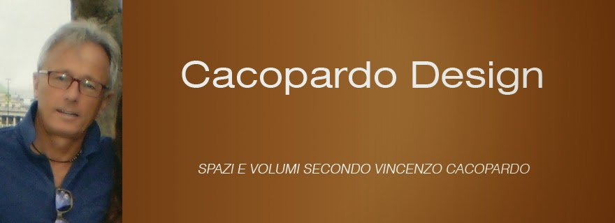 il design di Vincenzo Cacopardo