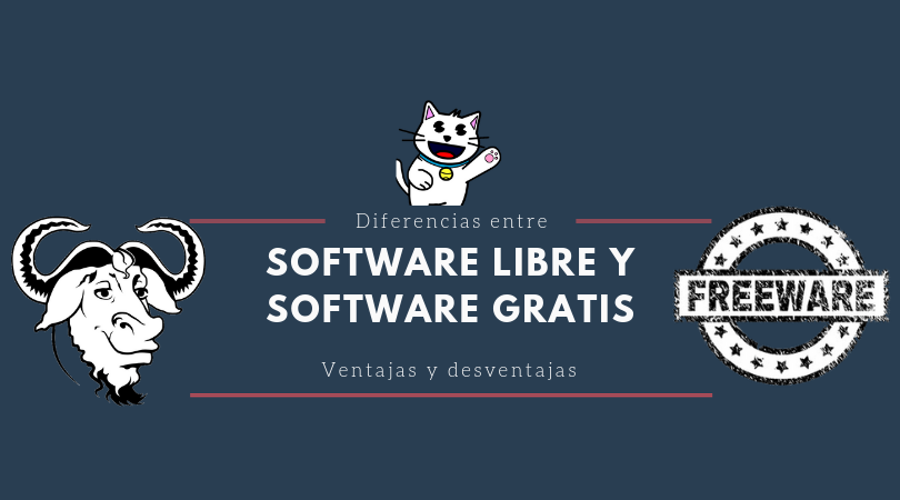 Diferencias entre Software Libre y Software Gratis