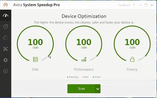 شرح برنامج Avira System Speedup لتسريع الحاسوب وحل مشكلة تشنج الويندوز والمتصفح