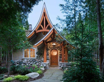 Storybook Cottage House