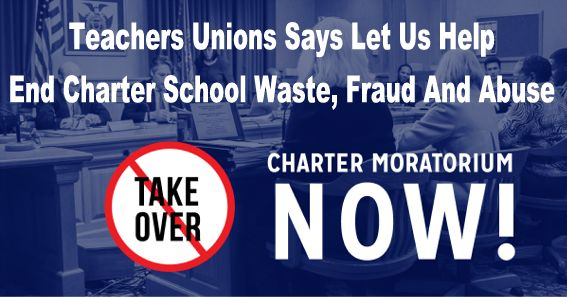 Image result for big education ape Charter Moratorium
