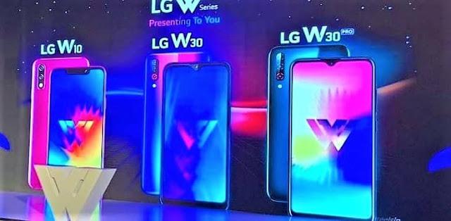 LG W10 vs W30 vs 30 Pro full comparison