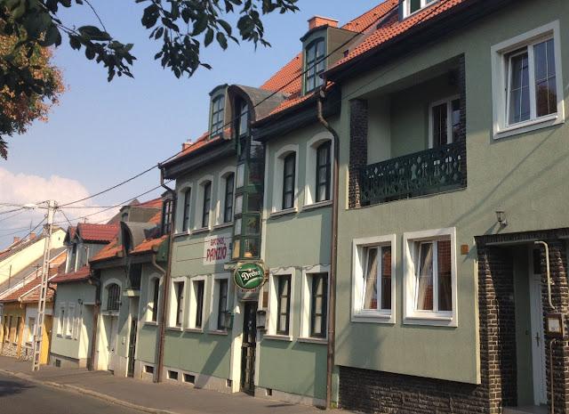 Hotel  Bacchus Panzió, Eger, Węgry