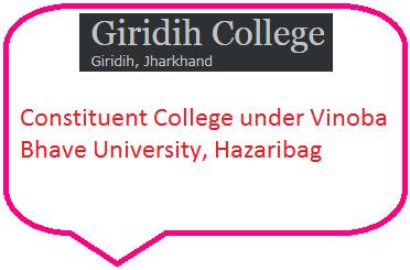 Giridih College
