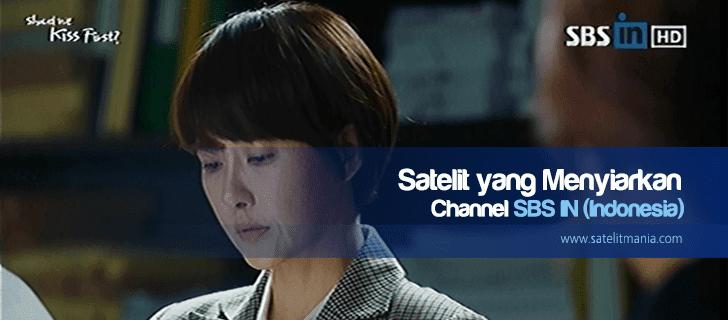 Satelit Yang Menyiarkan Channel SBS IN (Indonesia)