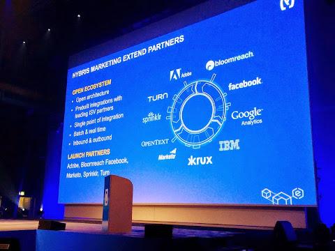圖說: Hybris 推出協同行銷平台軟體與合作夥伴,圖片來源: Emerce