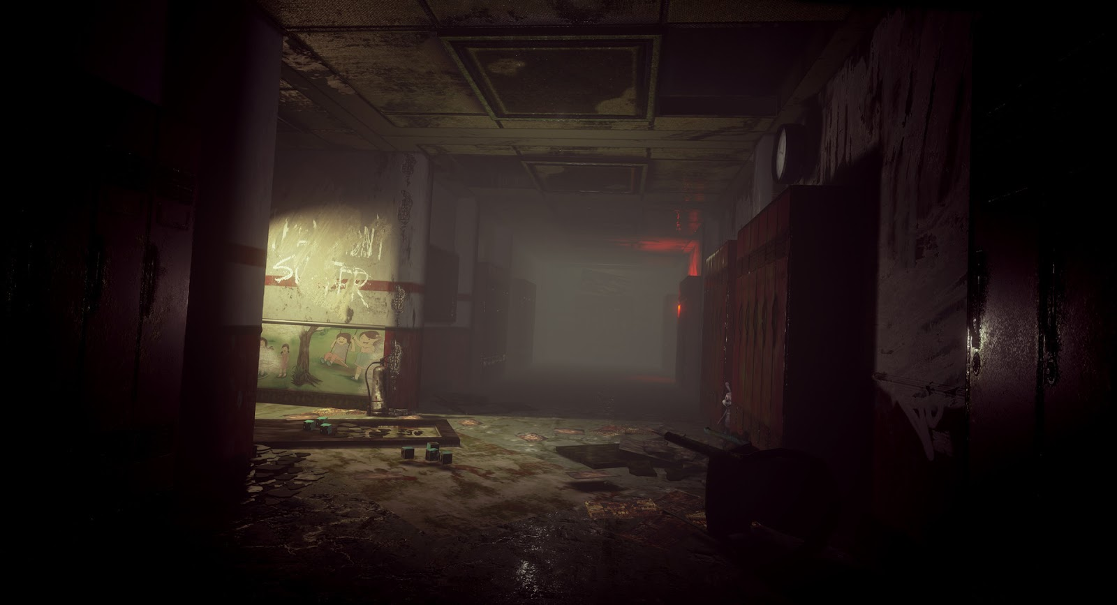 Download Silent Hill Remake in Unreal Engine 4 For Free